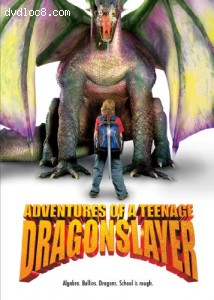 Adventures of a Teenage Dragonslayer Cover