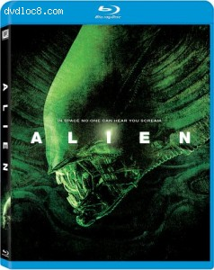 Alien [Blu-ray] Cover