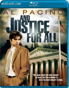 ...And Justice for All [Blu-ray]