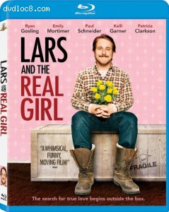 Lars and the Real Girl [Blu-ray] Cover