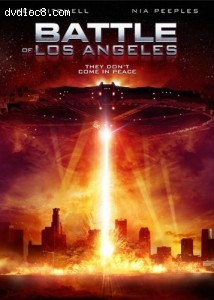 Battle of Los Angeles Cover