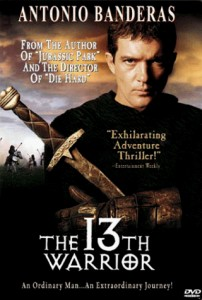 13th Warrior, The Cover
