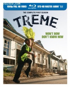 Treme: The Complete First Season [Blu-ray]