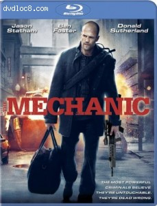 Cover Image for 'Mechanic, The'