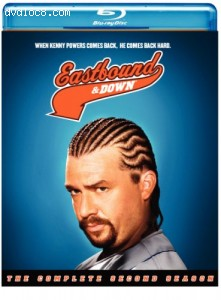 Cover Image for 'Eastbound & Down: The Complete Second Season'
