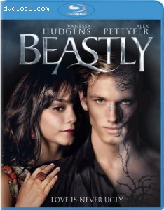 Cover Image for 'Beastly'