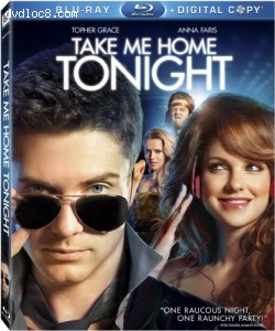 Cover Image for 'Take Me Home Tonight'