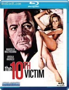 Cover Image for '10th Victim , The'