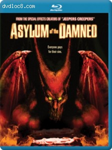 Cover Image for 'Asylum of the Damned'