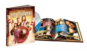Big Lebowski (Limited Edition) [Blu-ray Book + Digital Copy], The Cover