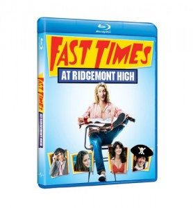 Fast Times at Ridgemont High [Blu-ray] Cover