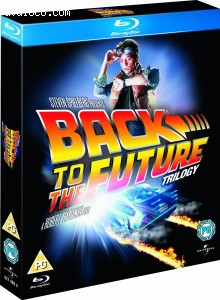 Back to the Future Trilogy Cover