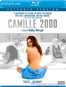 Camille 2000 (Extended Version) Cover