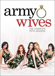 Army Wives: The Complete Fifth Season Cover