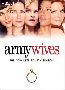 Army Wives: Complete Fourth Season Cover