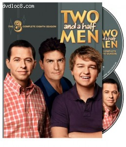 Two and a Half Men: The Complete Eighth Season Cover