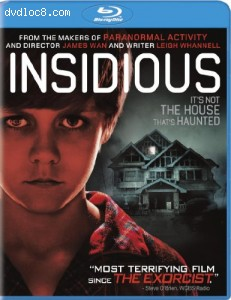 Cover Image for 'Insidious'