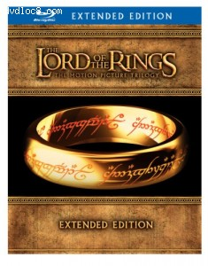 Lord of the Rings: The Motion Picture Trilogy (Extended Edition + Digital Copy) [Blu-ray], The Cover