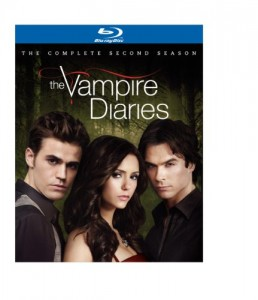 Cover Image for 'Vampire Diaries: The Complete Second Season , The'