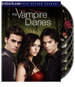 Vampire Diaries: The Complete Second Season, The