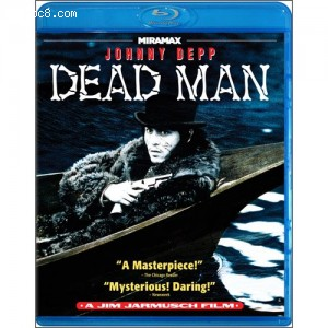 Dead Man [Blu-ray] Cover