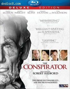 Conspirator, The (Deluxe Edition) [Blu-ray]