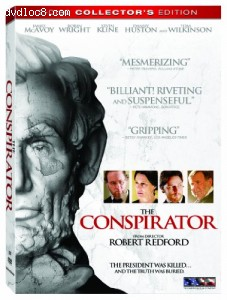 Conspirator, The (Two-Disc Collector's Edition) Cover
