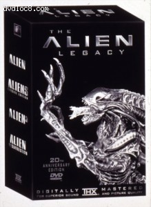 Alien Legacy, The Cover
