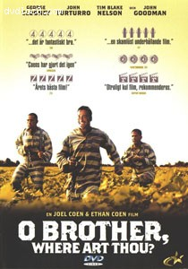 O Brother, Where Art Thou? (Nordic Edition) Cover