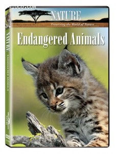 Nature: Endangered Animals Cover