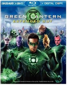 Cover Image for 'Green Lantern (Three-Disc Blu-ray/DVD Combo + Digital Copy)'