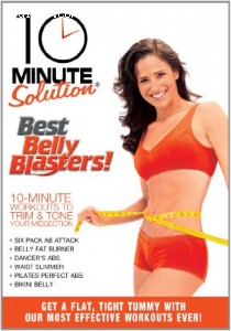 10 Minute Solutions: Best Belly Blasters Cover