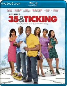 35 and Ticking [Blu-ray] Cover
