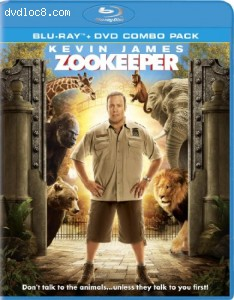 Zookeeper (Two-Disc Blu-ray/DVD Combo) Cover