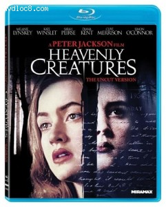 Heavenly Creatures [Blu-ray] Cover