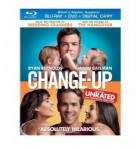 Cover Image for 'Change-Up, The (Unrated) Blu-ray Combo Pack (Blu-ray+DVD+Digital Copy)'