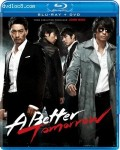 Cover Image for 'Better Tomorrow, A (Blu-ray/DVD Combo)'