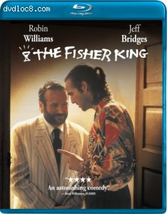 Fisher King, The [Blu-ray] Cover