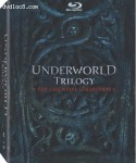 Cover Image for 'Underworld Trilogy: Essential Collection'