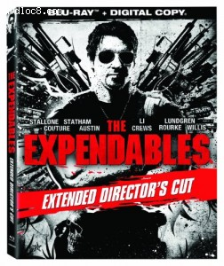 Cover Image for 'Expendables Director's Cut , The'