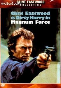 Magnum Force Cover