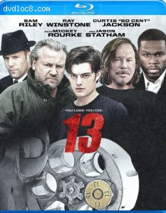 13 [Blu-ray] Cover