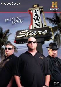Pawn Stars: The Complete Season One Cover