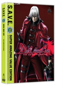 Devil May Cry: The Complete Series S.A.V.E. Cover