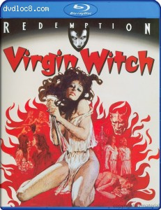 Virgin Witch (Remastered Edition) [Blu-ray] Cover