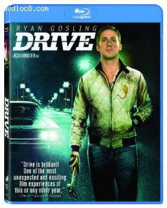 Drive (+ UltraViolet Digital Copy) [Blu-ray]