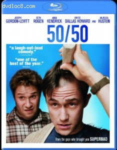 50/50 [Blu-ray] Cover