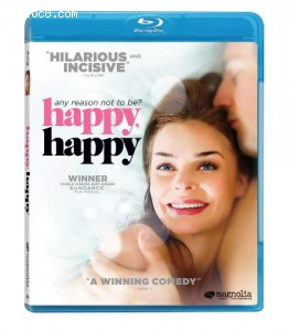 Happy, Happy [Blu-ray] Cover