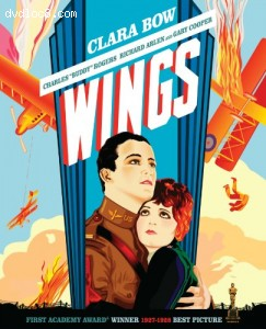 Wings [Blu-ray] Cover
