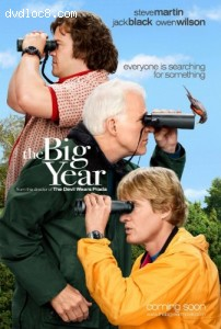 Big Year, The [Blu-ray]